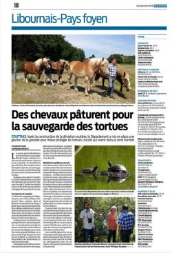 2018.07.26 Sud Ouest Libourne p18